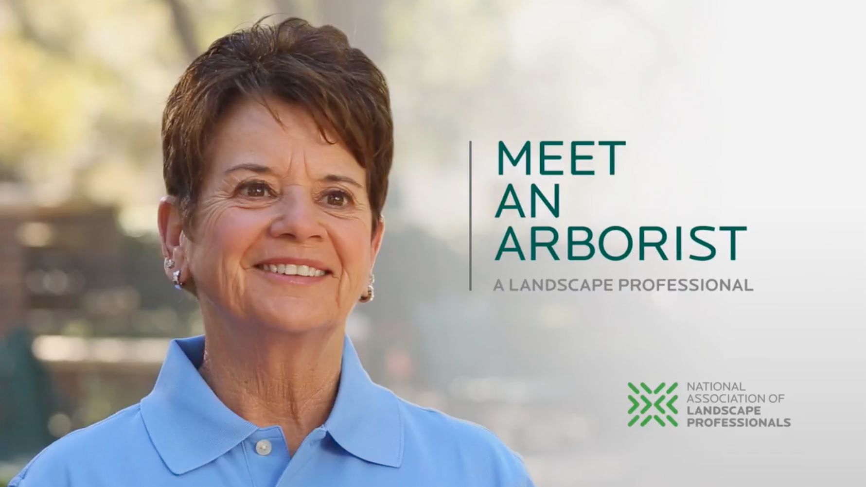 Meet an Arborist - Landscape Industry Testimonial Videos