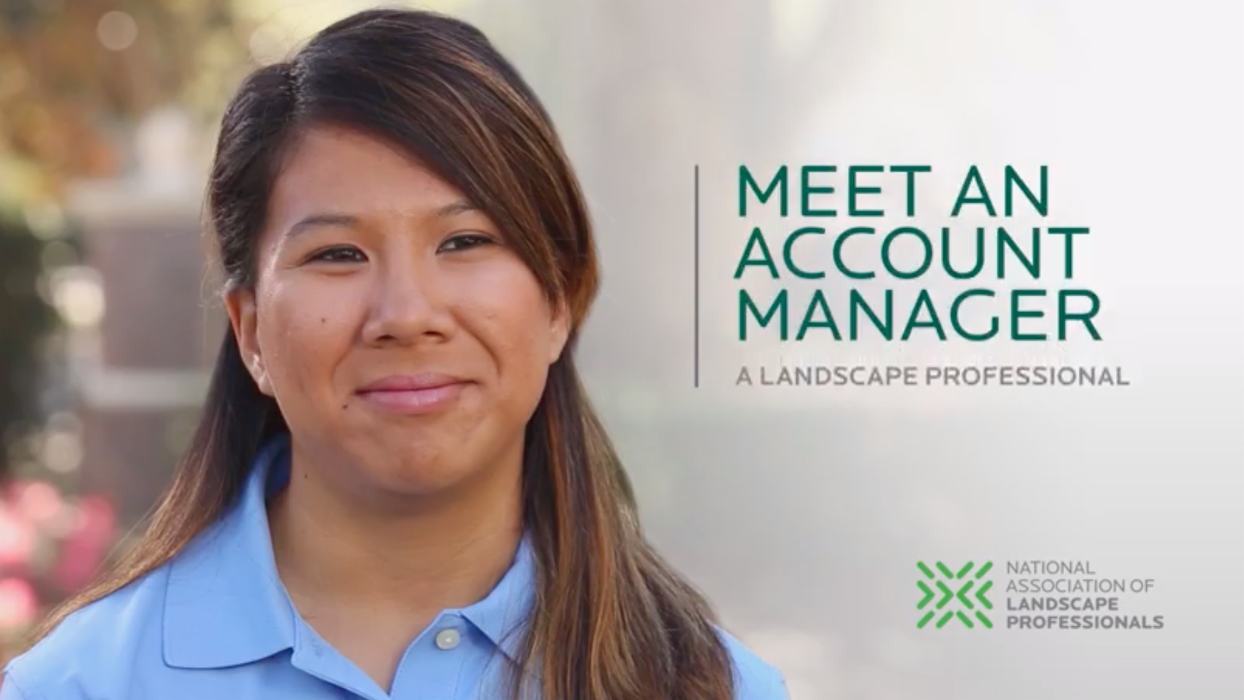 Meet an Account Manager - Landscape Industry Testimonial Videos
