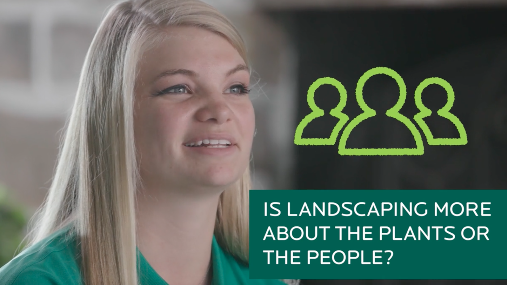 Is Landscaping More about the Plants or the People? - Landscape Career Videos