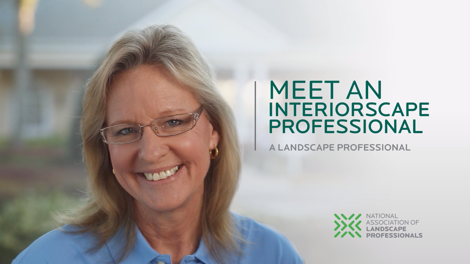 Meet an Interiorscape Professional - Landscape Industry Testimonial Videos