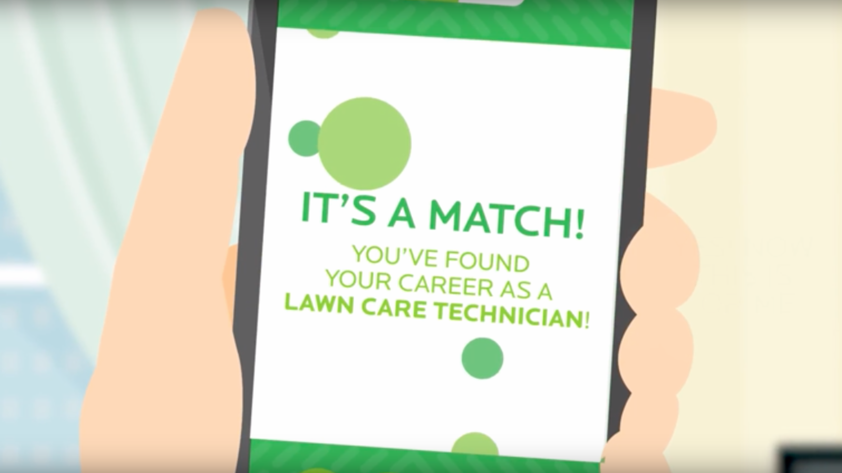 It's a Match! You've Found Your Career as a Lawn Care Technician - Landscape Industry Careers